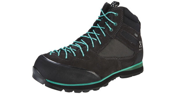Haglöfs Roc Icon Hi GT Shoes Women Magnetite/Jade